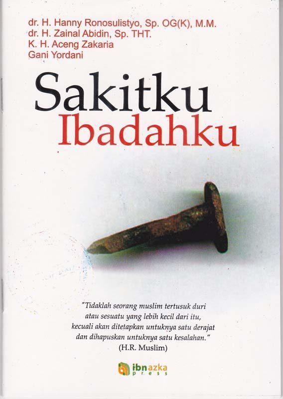 e-Book Sakitku Ibadahku